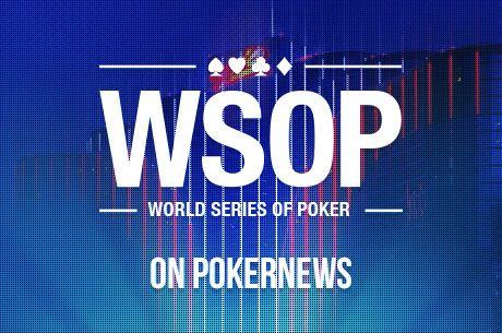 Laurynas Levinskas suklupo, Kristijonas Andrulis tęsia žygį pagrindiniame WSOP turnyre