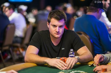 2014 WSOP Day 45: Liporace, Yousefzadeh End Main Event Day 3 Atop Final 746, Bubble Nears