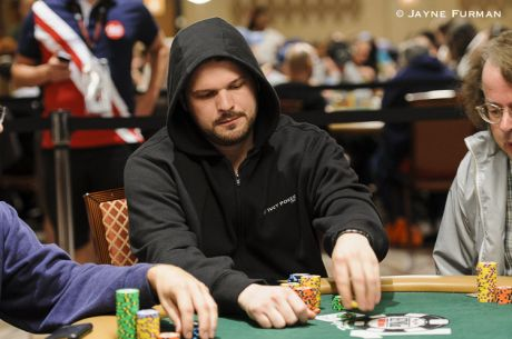 WSOP Main Event Canadian Contingent: Griffin Benger Out in Front after Day 3