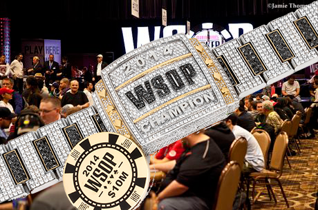 Conhece a Bracelete do Main Event das World Series Of Poker 2014