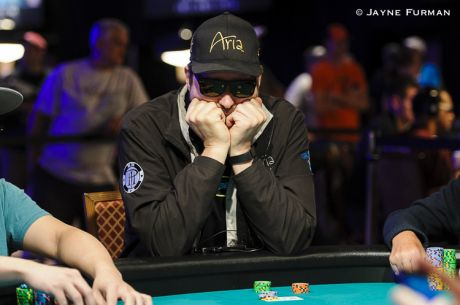 Phil Hellmuth Bluffs His Way Out of the Main Event With 10-3 Offsuit