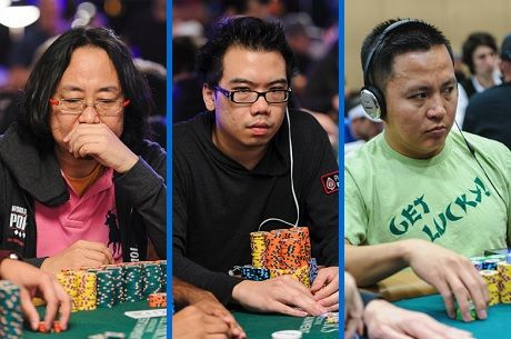 WSOP Main Event Canadian Contingent: Three to Watch After Day 5
