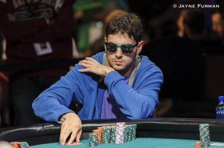 WSOP Main Event: 79 játékosnál a tavalyi döntős, Mark Newhouse vezeti a főversenyt