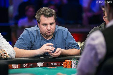 Андрей Заиченко прошел в топ-27 главного турнира WSOP