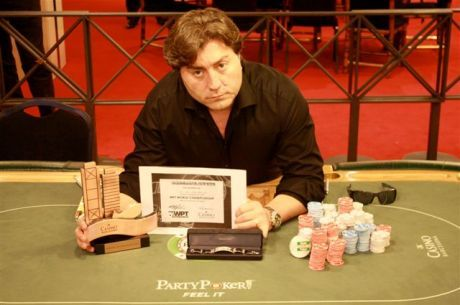 Germany's Ali Tekintamgac Sentenced to 3 Years in Prison For Cheating at the Poker Table