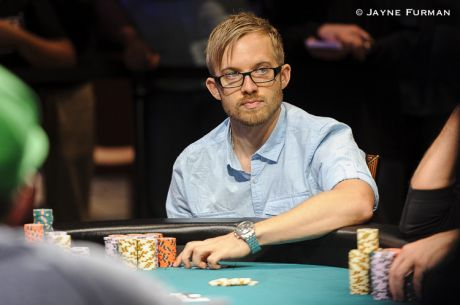 WSOP Main Event: Jacobson ismét chipleader, Newhouse is a top 27-ben a 6. nap után