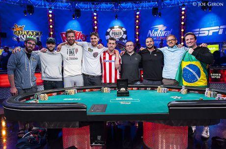 WSOP Main Event: Összeállt a póker-világbajnokság döntő asztala, Newhouse duplázott