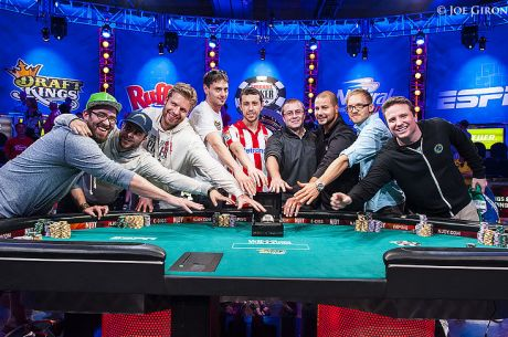 2014 WSOP Day 49: Nov. Nine Set; Jorryt van Hoof Leads, Mark Newhouse Goes Back-to-Back