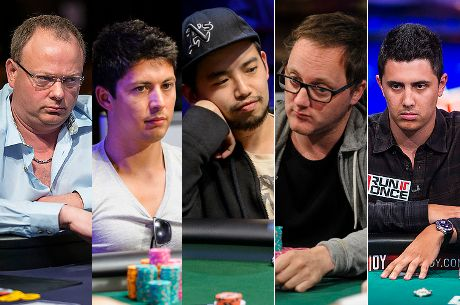 2014 WSOP: UK & Ireland's Players Bank Over $8MM in Winnings