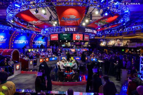 Televised Coverage of the WSOP on ESPN and TSN Starts Tonight