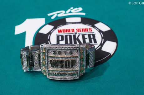 A Festa da Vitória nas World Series Of Poker 2014