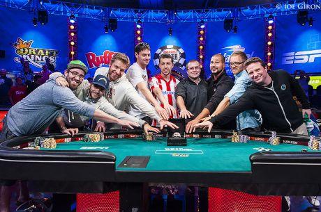 Lažybų bendrovės siūlo lažintis už būsimą WSOP 2014 čempioną