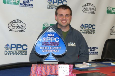 Nick Mann Wins 2014 PPC North America Championship Main Event at Tampa Downs