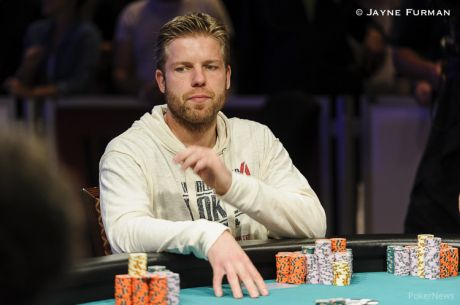2014 WSOP November Nine: Get to Know Chip Leader Jorryt van Hoof