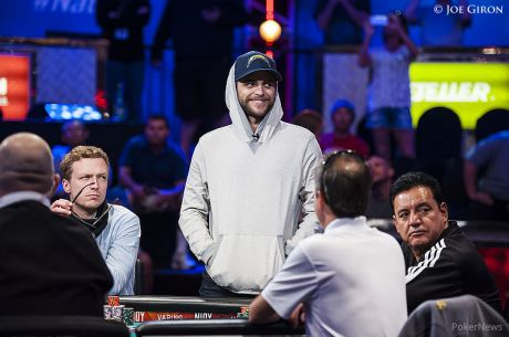 "2014 WSOP November Nine: Meet Norwegian Felix ""FallAtYourFeet"" Stephensen"