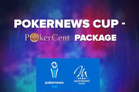 £20 Grátis e Pacotes PokerNews Cup na PokerCent