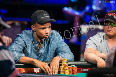 Ivey Stories Ep. 7: Picking Phil Ivey's Screen Name