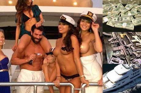 """Danas """"blitz"""" Bilzerianas tvirtina per metus laimėjęs 50 milijonų dolerių"""