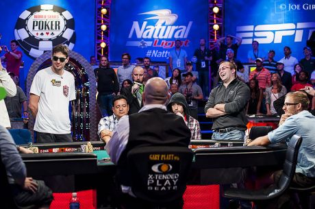 November Nine #3: William Tonking, cash game profík