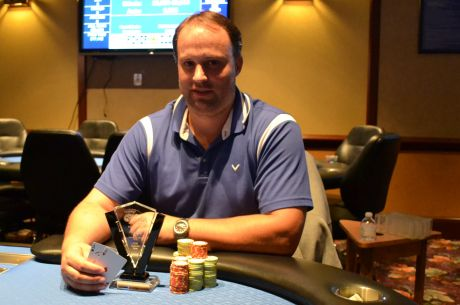 Scott Hosbach Wins Seneca Niagara Summer Slam Event #1 After Five-Way Deal