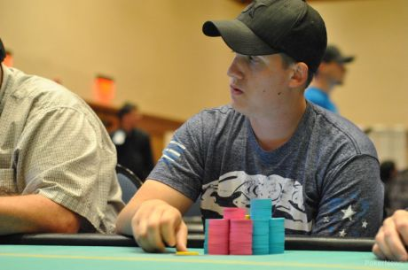 2014 MSPT Meskwaki Day 1b: David Gonia Leads, Seeks Second MSPT Title