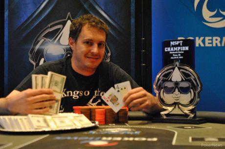 Jonathan Olson Wins 2014 Mid-States Poker Tour Meskwaki for $95,741
