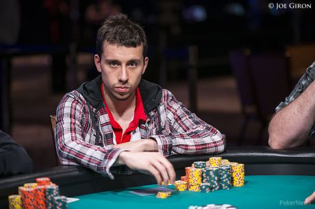 2014 WSOP November Nine: Get to Know Spain's Andoni Larrabe