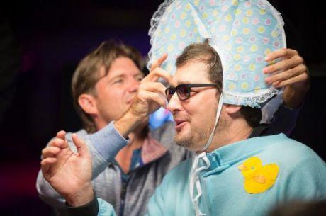 """Phil Hellmuth é o novo """"Poker Baby"""""""