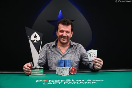 Fabian Ortiz Wins LAPT Panama for $143,930; Becomes Second Ever Two-Time LAPT Champion