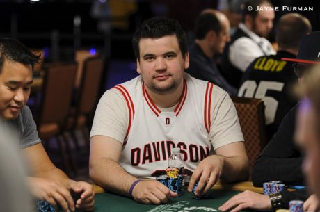 Christian Harder Wins Maryland Live! Summer Series of Poker Main Event for $84,270