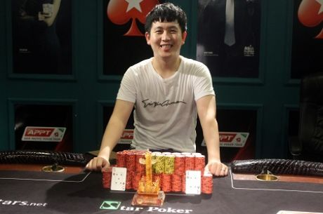 Chen Qin Tops Biggest Poker Event Ever Held Outside of USA to Win Beijing Millions