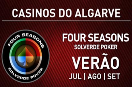 Fim de Semana de Poker no Algarve Arranca Hoje em Vilamoura