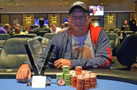 Ten Players Chop Seneca Niagara Summer Slam Event #5; Doug Cloud Wins Title