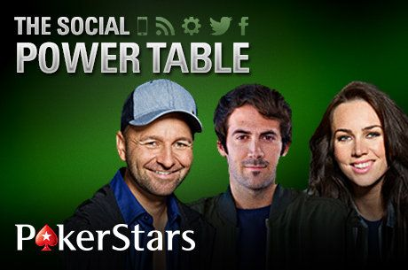 PokerStars Social Media Ratings: Who Are The Most Influencial Poker Players?
