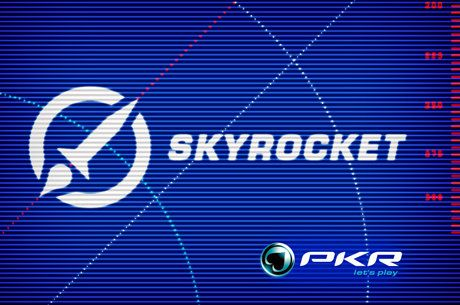 Pacote de Boas Vindas PKR Skyrocket!