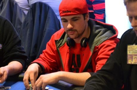 Jimmy Thomson Bags Day 1b Chip Lead of 2014 Seneca Niagara Summer Slam Main Event