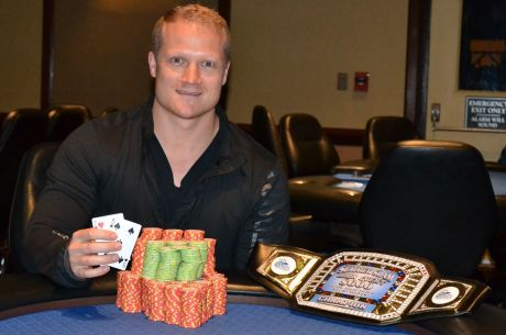 Buck Ramsay Wins 2014 Seneca Niagara Summer Slam Main Event