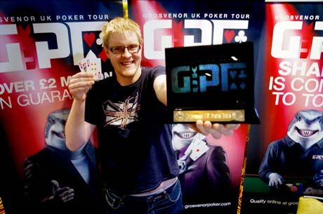 Paul Vas Nunes Crowned 2014 GUKPT Reading Champion