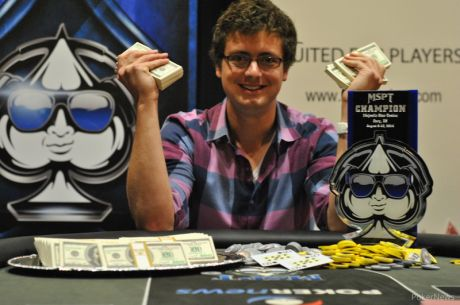 Brian Zimcosky Wins 2014 Mid-States Poker Tour Majestic Star for $61,870