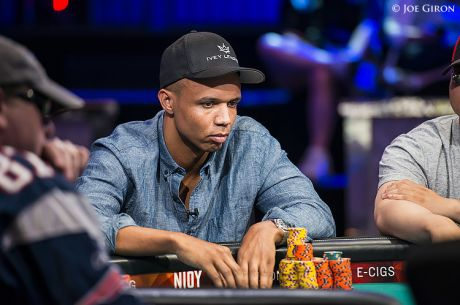 Five Thoughts: Ivey Posts Bail, Hellmuth Eats a Burger, and Crown Makes Headlines