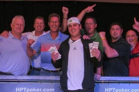 John Drikakis Wins Heartland Poker Tour Soaring Eagle Casino & Resort for $137,014