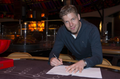 November Nine Chip Leader Jorryt van Hoof Named Master Classics of Poker Ambassador