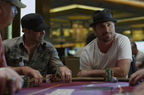 Stevenas Seagalas ir Vinnie Jonesas nusifilmavo kino juostoje apie pokerį (anonsas)