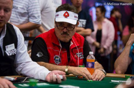Humberto Brenes também já não é Team PokerStars Pro!