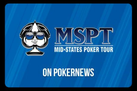 Mid-States Poker Tour Visits Grand Falls Casino in Sioux Falls, SD from Aug. 9-17