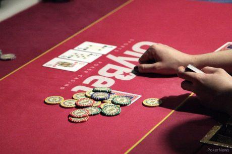 Sünnipäeva OlyBet Poker Series Live turniiri esikolmik jagas võidurahad vennalikult