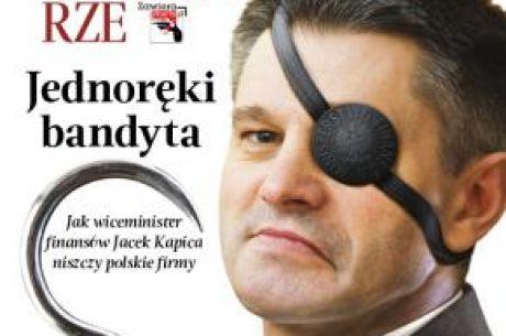 Jednoręki Bandyta - Uważam Rze o naszym ulubionym ministrze Kapicy