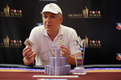 Ahmet Ucali Conquers the 2014 Cyprus Live Events International Main Event