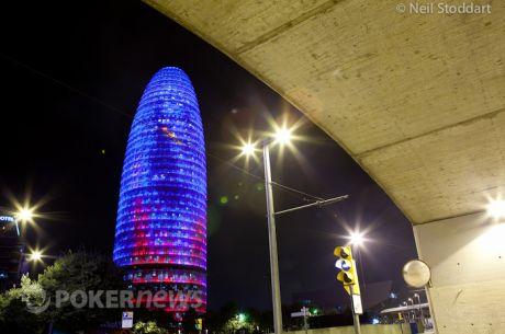 El festival de póker de Barcelona, en directo en PokerNews