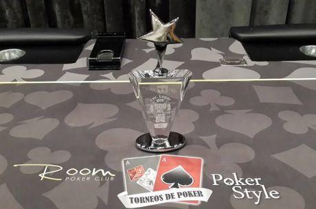 ¡Listos para el Día 1A del Room Poker Club 500K!